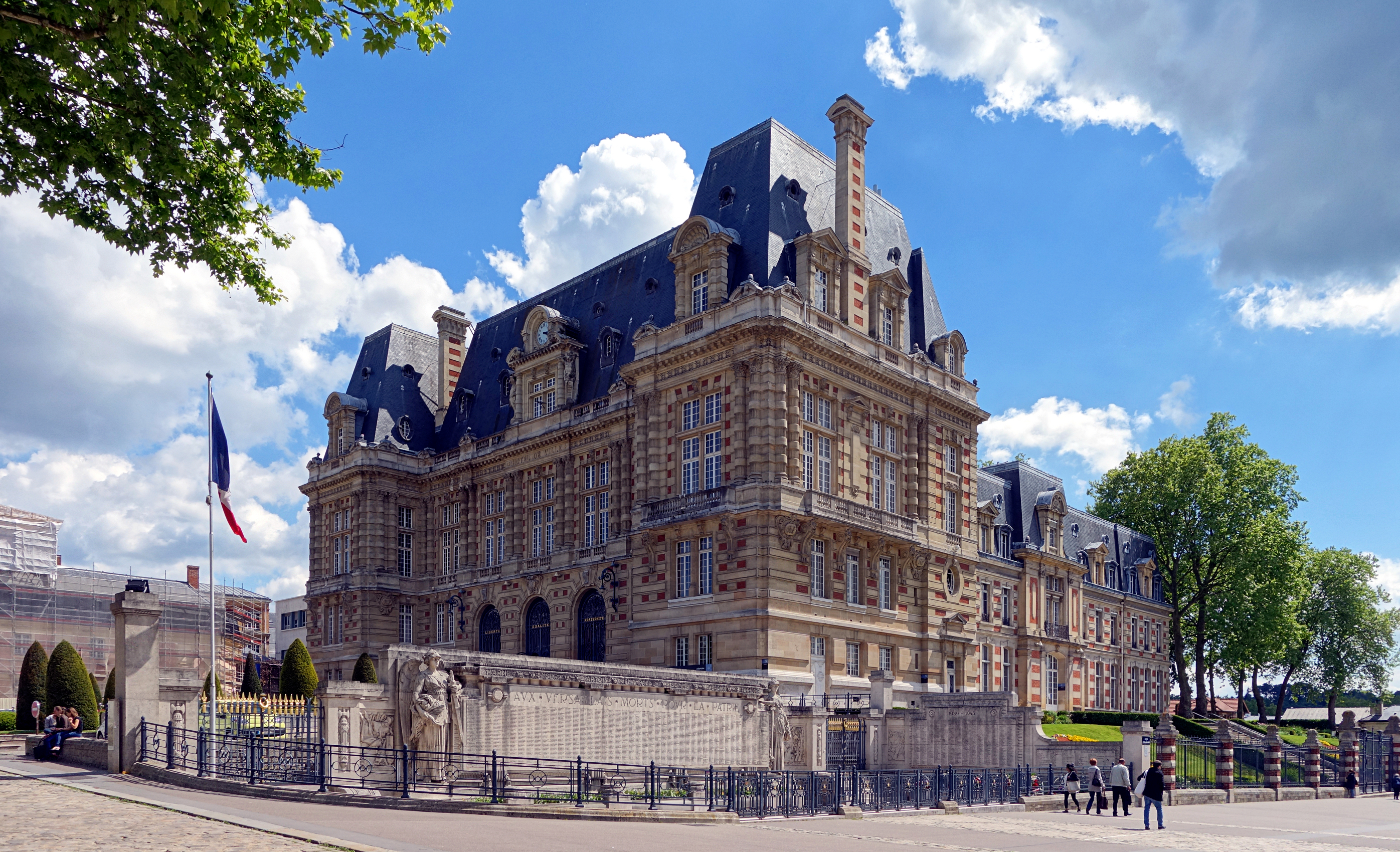 location de bureaux à Versailles