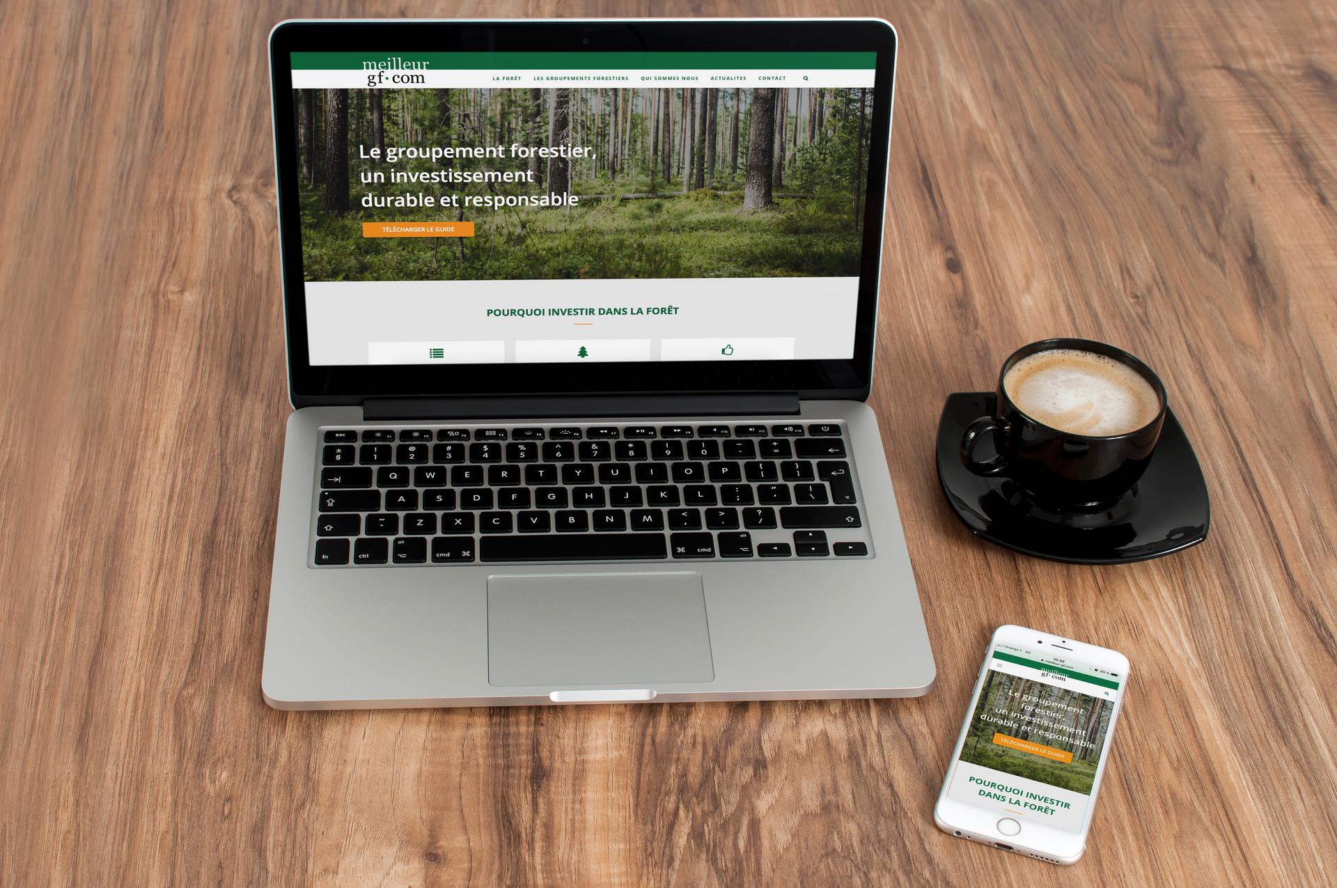 MeilleureSCPI.com lance une plateforme dédiée aux groupements forestiers: Meilleur-GF.com