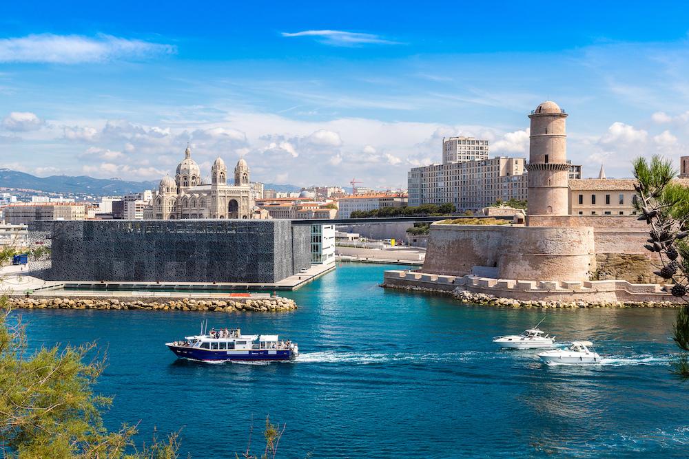3 raisons de louer des bureaux à Marseille