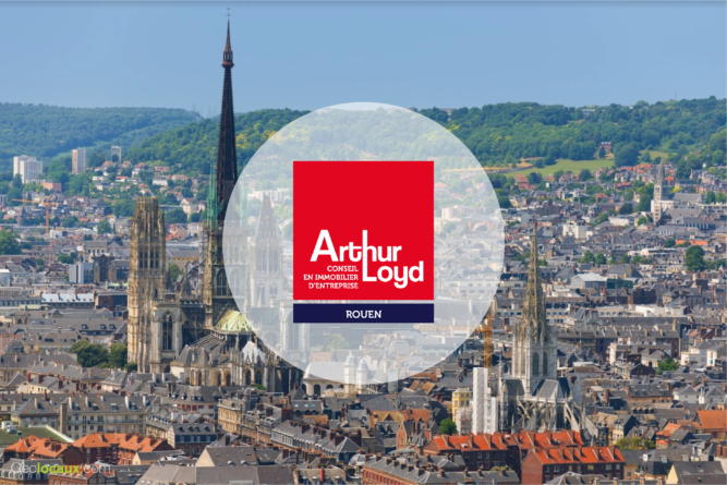 location local d'activité Rouen