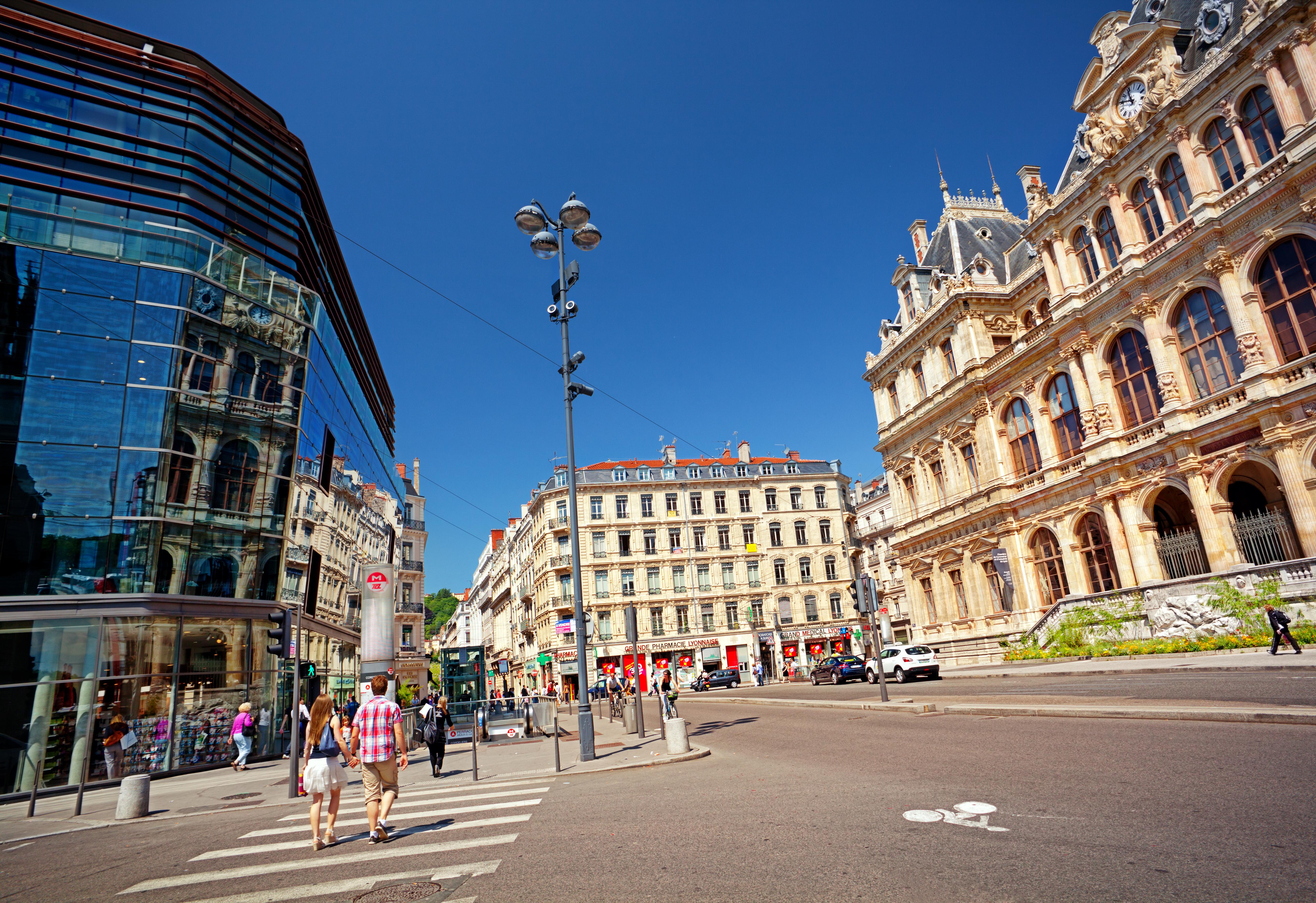 3 raisons de louer ses bureaux à Lyon