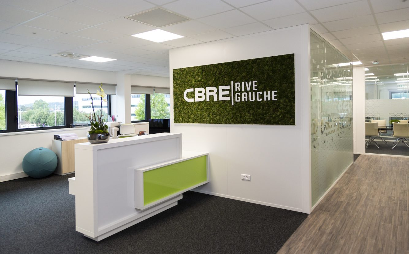 Cbre Rive Gauche Inaugure Ses Nouveaux Bureaux à Schiltigheim