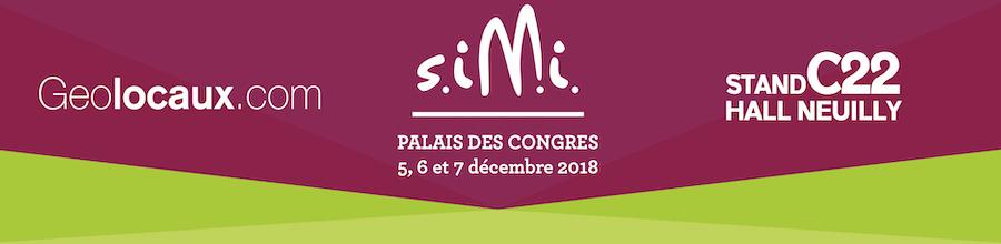 SIMI 2018 : retrouvez-nous au stand C22 !