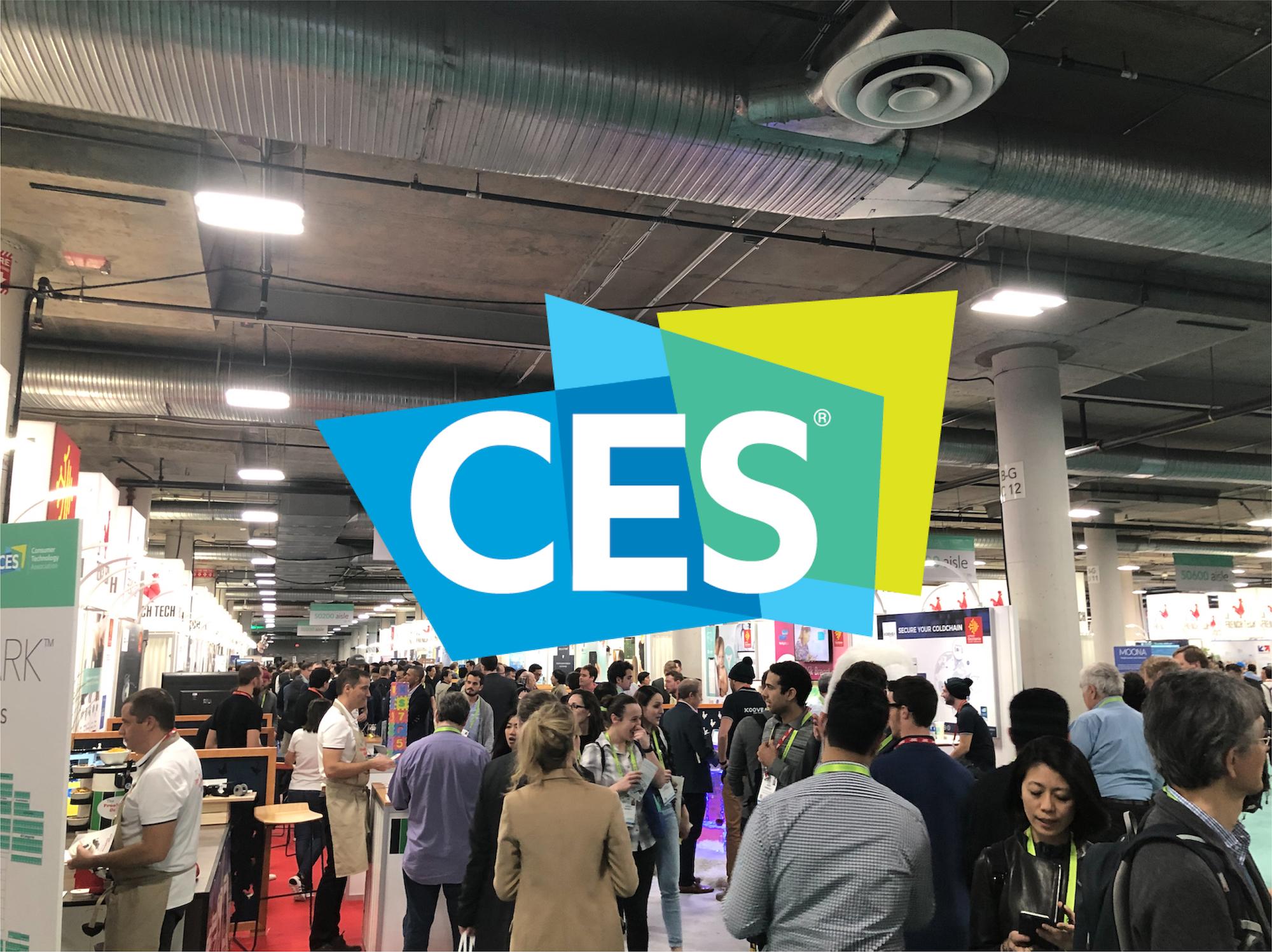 CES 2019 : Geolocaux visite le plus grand salon dédié à l'innovation
