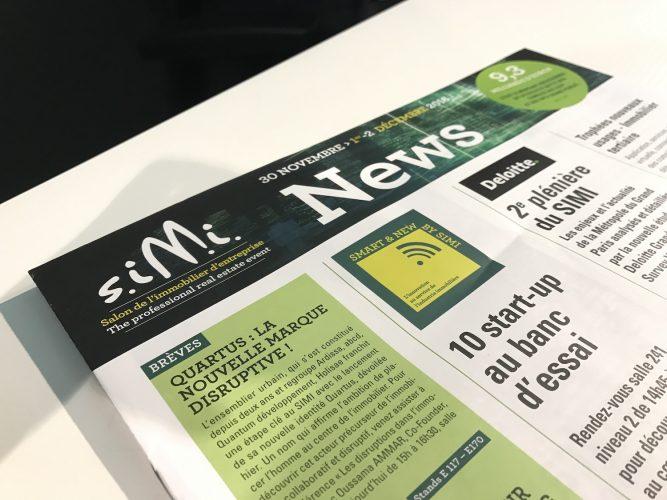 SIMI 2020 : informations pratiques