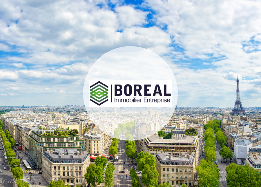 Boreal Immobilier d'entreprise : nouveau partenaire de Geolocaux
