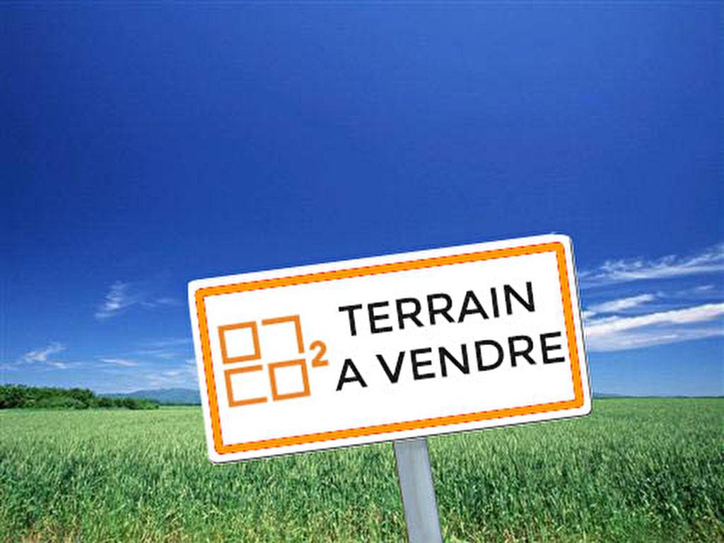 vente terrain Saint Alban