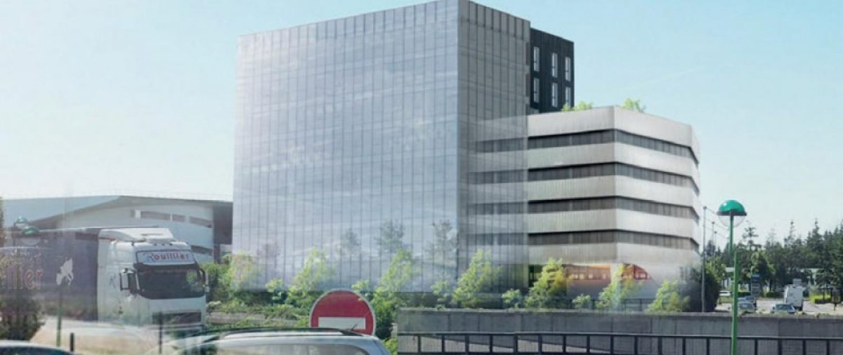 location bureaux à Nantes