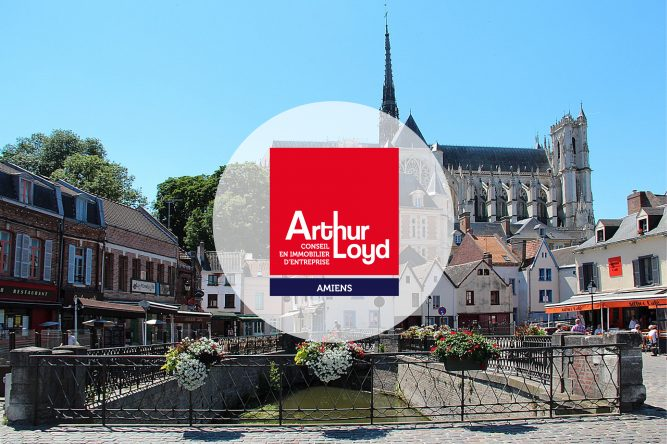 Arthur Loyd Amiens