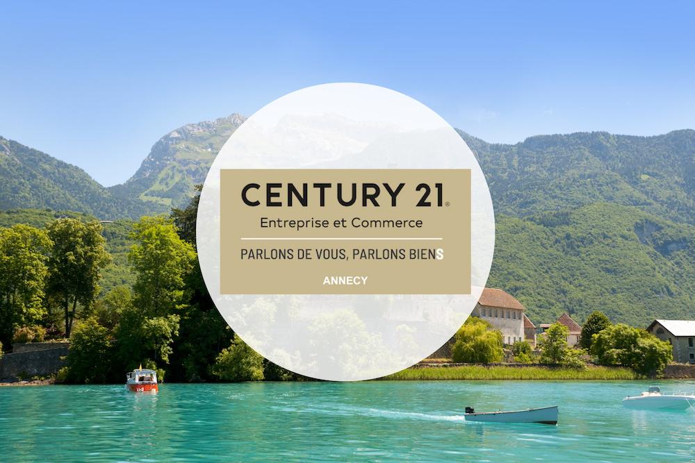 Century 21 Annecy : nouveau partenaire de Geolocaux