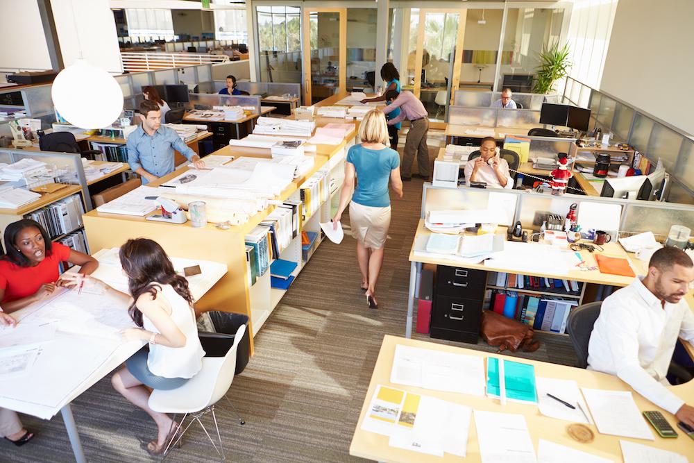 De combien de m² avez-vous réellement besoin pour vos bureaux ?