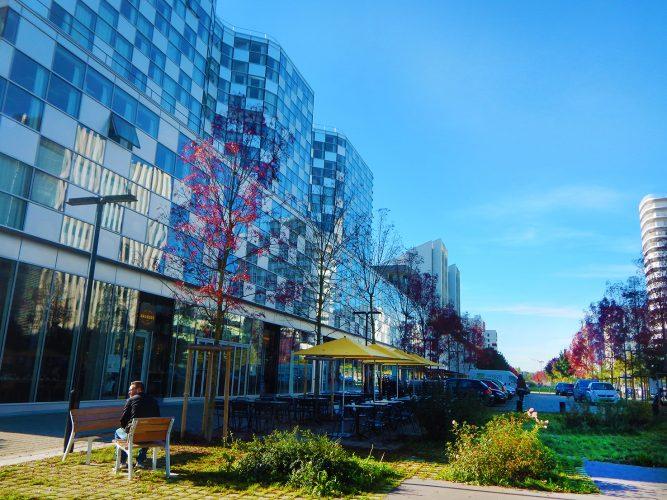 immobilier de bureaux à Nantes