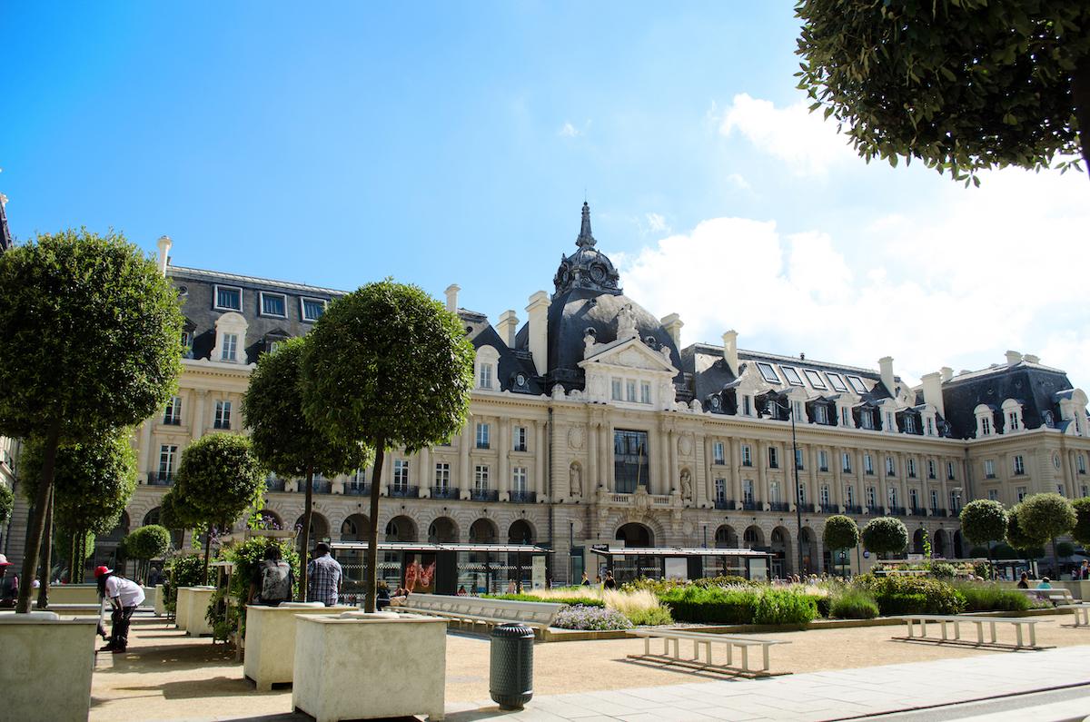louer des bureaux à Rennes