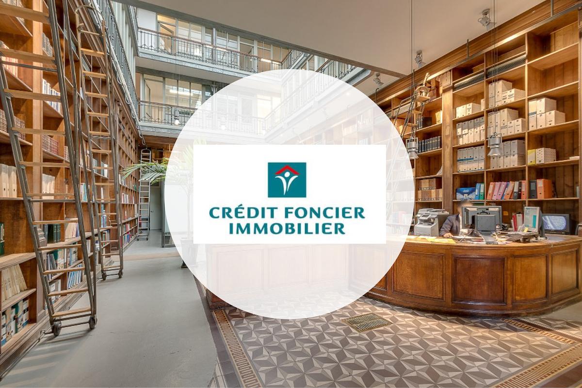 Crédit Foncier Immobilier : nouveau partenaire de Geolocaux