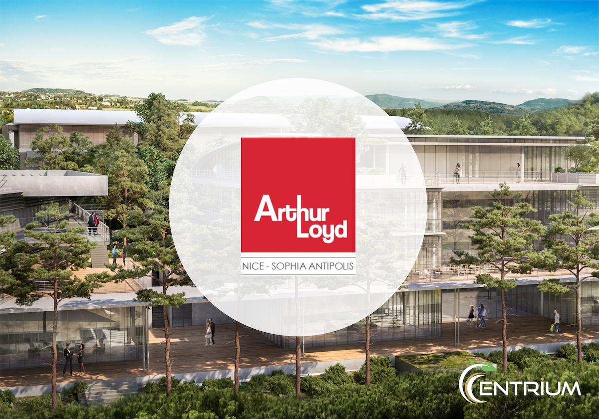 Arthur Loyd Nice : nouveau partenaire de Geolocaux