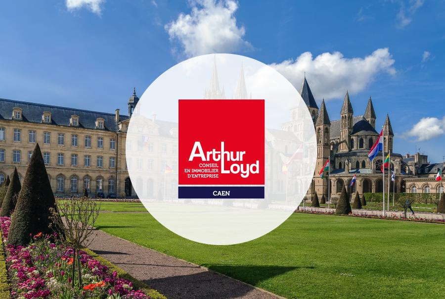 Arthur Loyd Caen réalise une nouvelle transaction grâce à Geolocaux