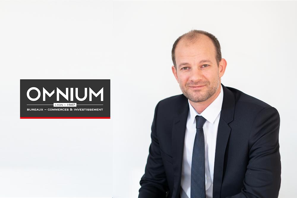 François Fromont, responsable grands comptes tertiaires chez Omnium