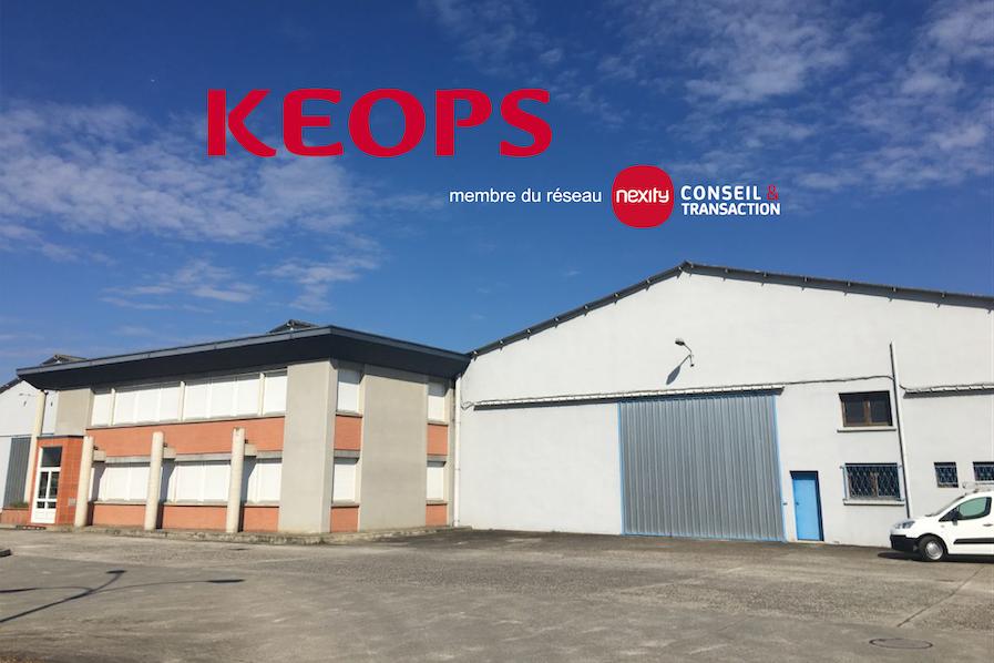 Deux nouvelles transactions pour Keops Toulouse grâce à Geolocaux !