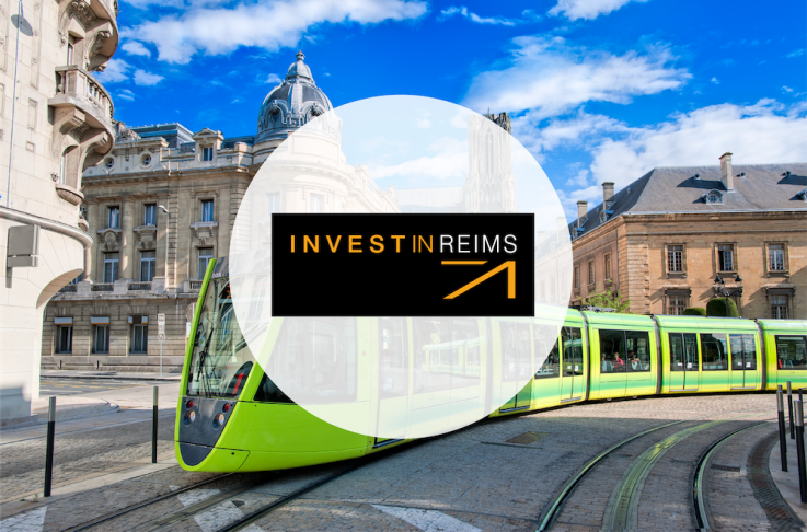 Invest in Reims : nouveau partenaire Geolocaux