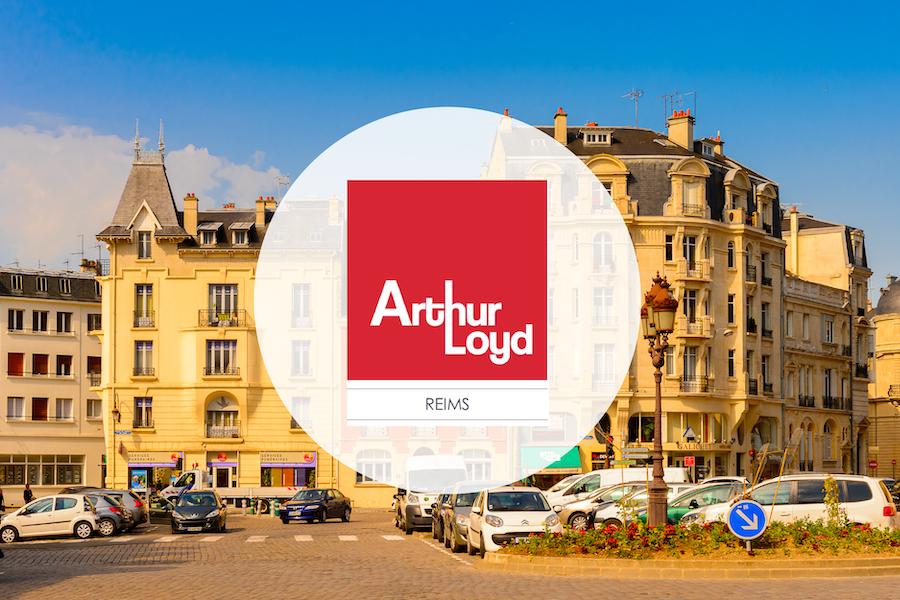 Arthur Loyd Reims : nouveau partenaire de Geolocaux