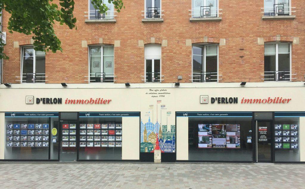 D'Erlon Immobilier