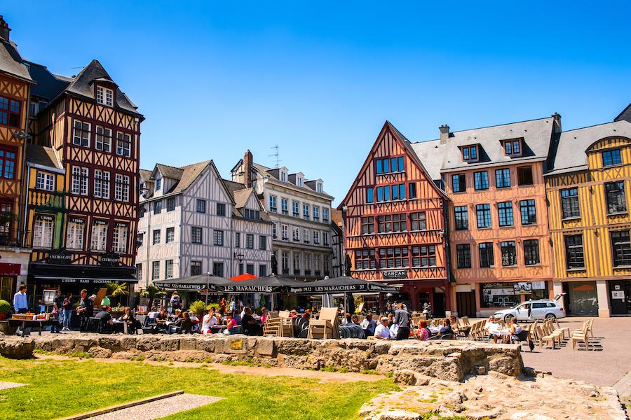 3 raisons de louer des bureaux à Rouen