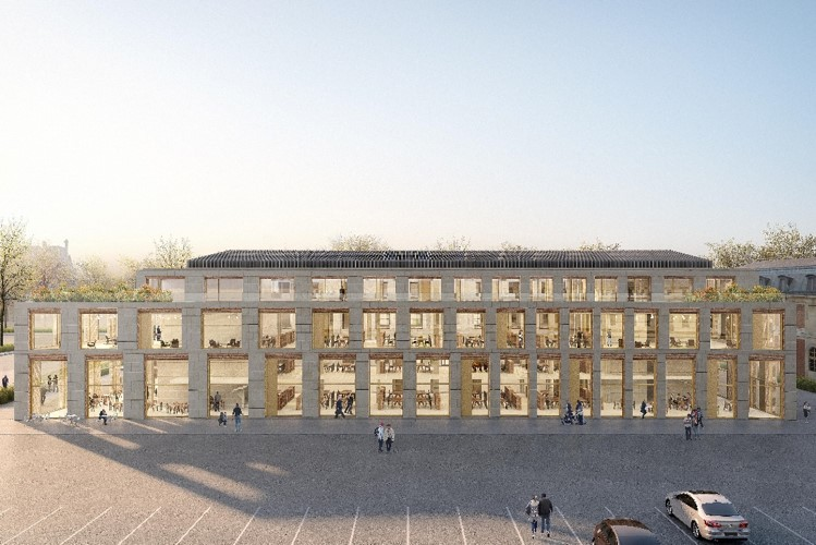 Immobilier de bureaux à Versailles : CSI au cœur des grands projets immobiliers versaillais