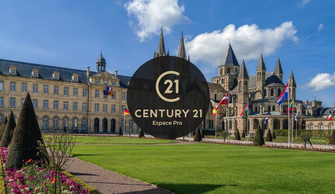 Century 21 Caen : nouveau partenaire de Geolocaux