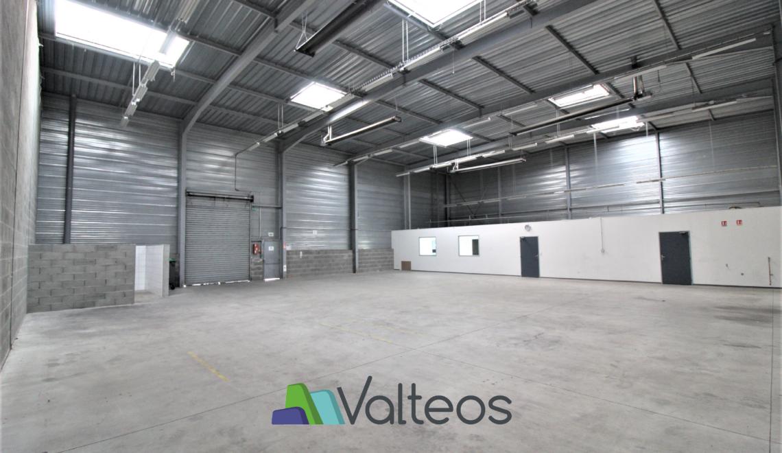 Valteos installe Kbane à Toulouse grâce à Geolocaux.com