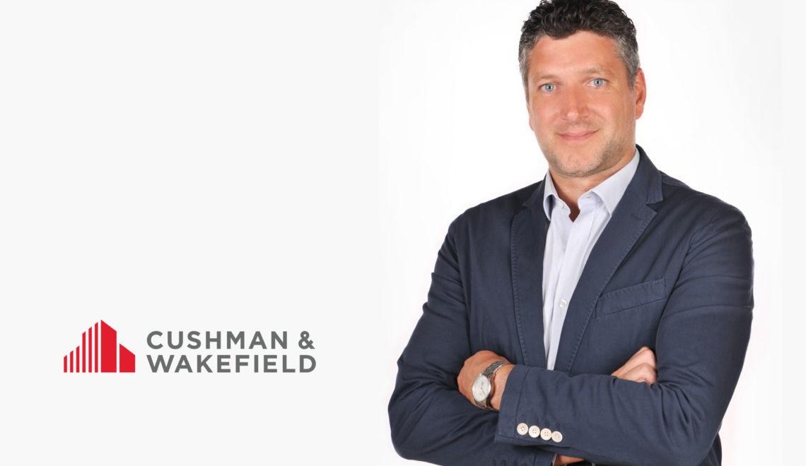 Rodolphe de Malet : Président de Cushman & Wakefield Bordeaux