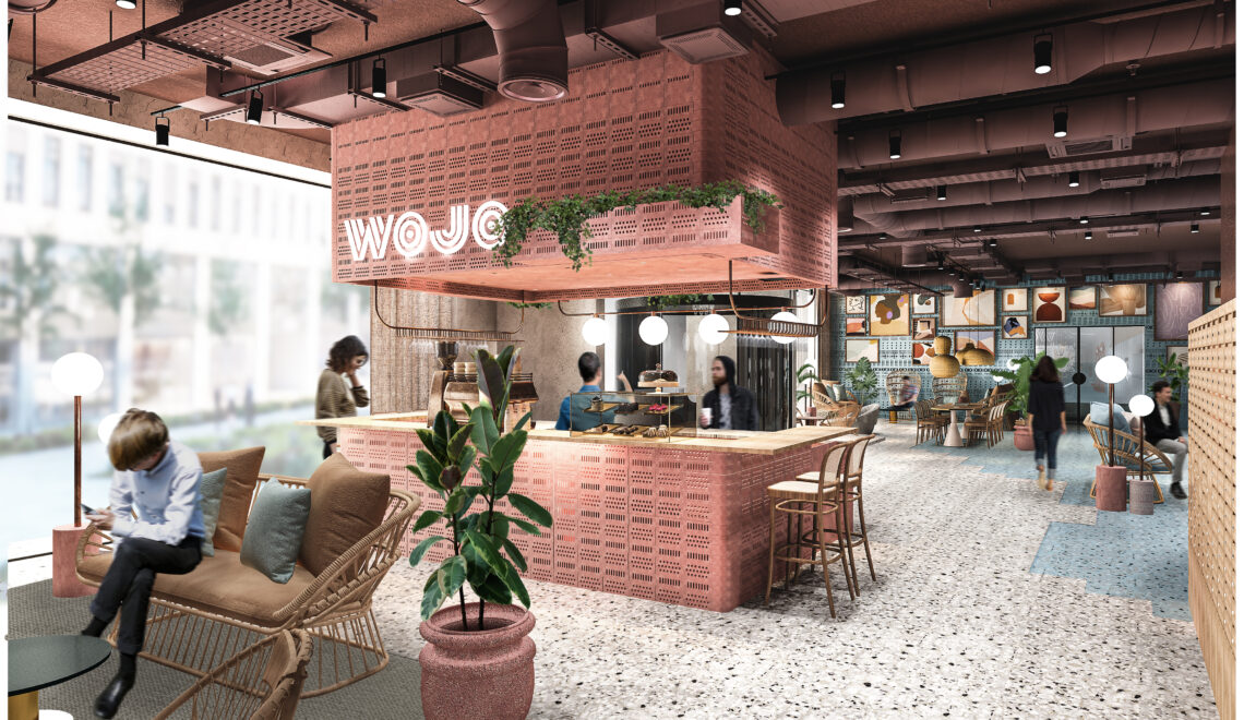 Wojo Poblenou: une nouvelle offre de coworking à Barcelone