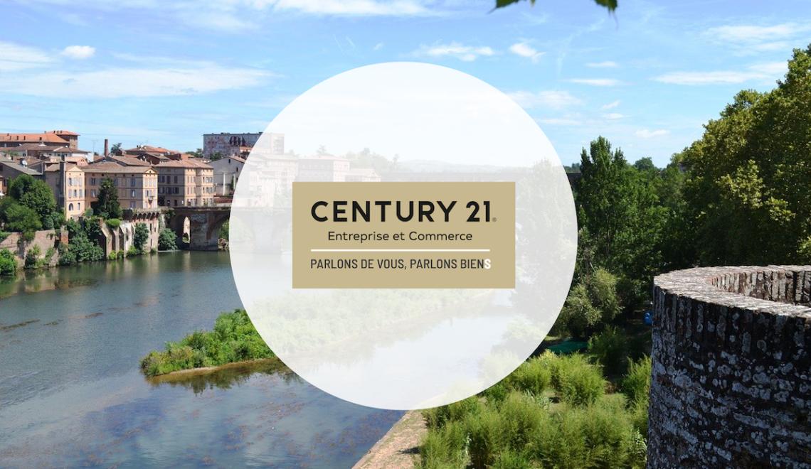 Century 21 Plein Sud publie ses annonces sur Geolocaux.com