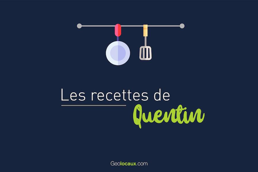 Les recettes de Quentin : Gravlax de saumon et riz au lait aux épices