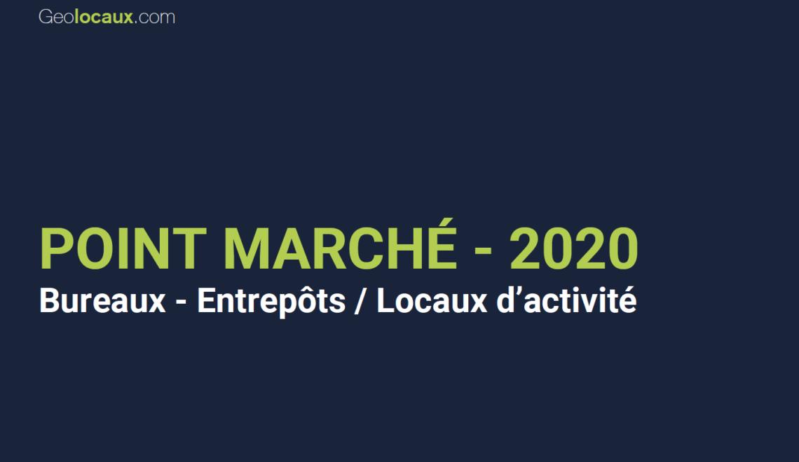 Point marché 2020 : comment s'est portée la demande à Paris IDF et en régions ?