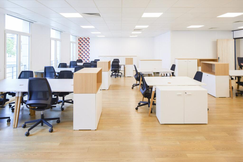 Flex Office Wojo Geolocaux