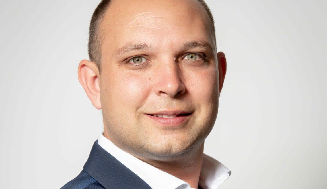 Pierre-François Acquaviva, directeur associé de Tourny Meyer Toulouse