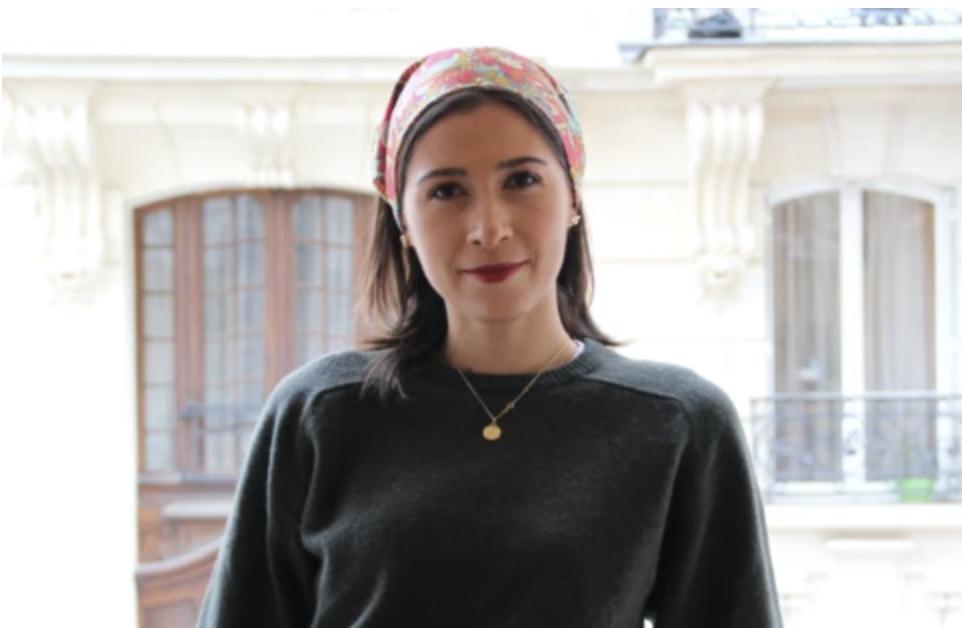 Ma vie d'entrepreneur : Julia, créatrice des carrés de soie Ojie Paris