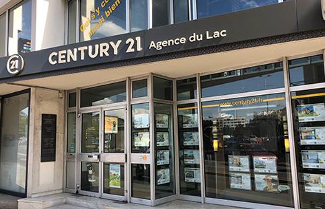 Century 21 Agence du Lac : nouveau partenaire Geolocaux