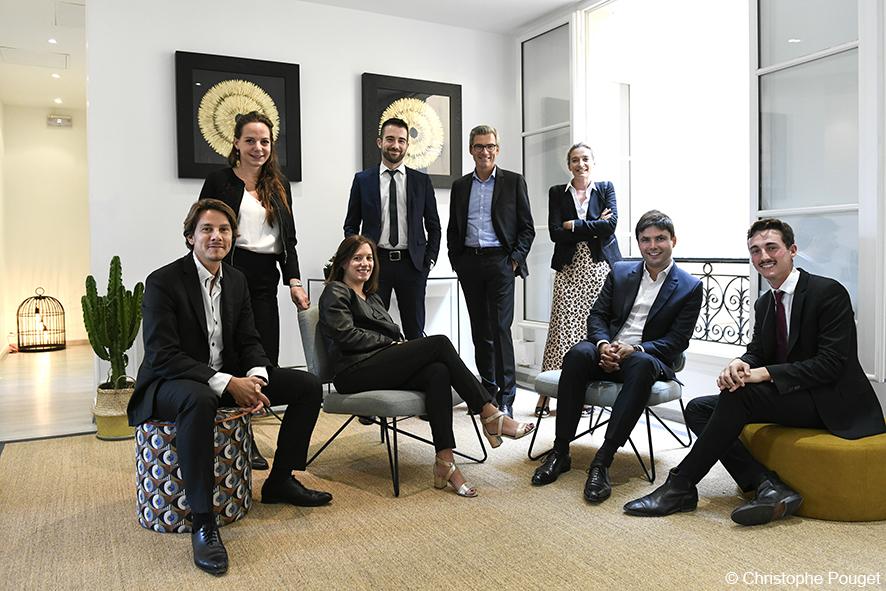 Ma vie d'entrepreneur : Sébastien Garnier et Raphaële Garrigoux, co-fondateurs de Bluebird