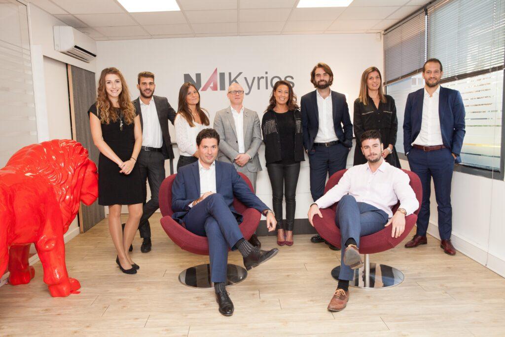 NAI Kyrios Cyril Constantinoff équipe