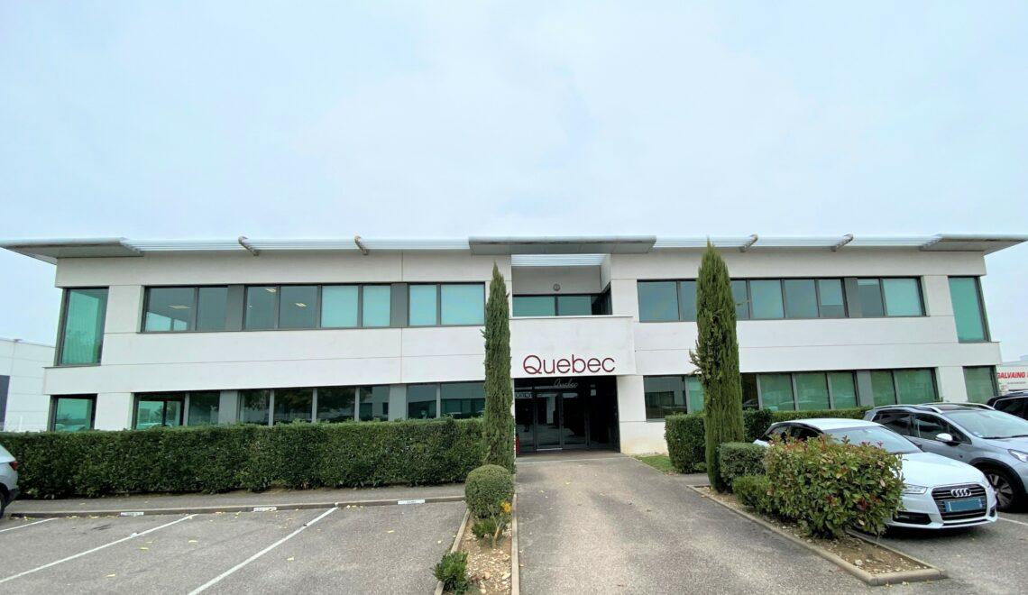 NAI Kyrios installe la société Coxsea Pharma via Geolocaux.com