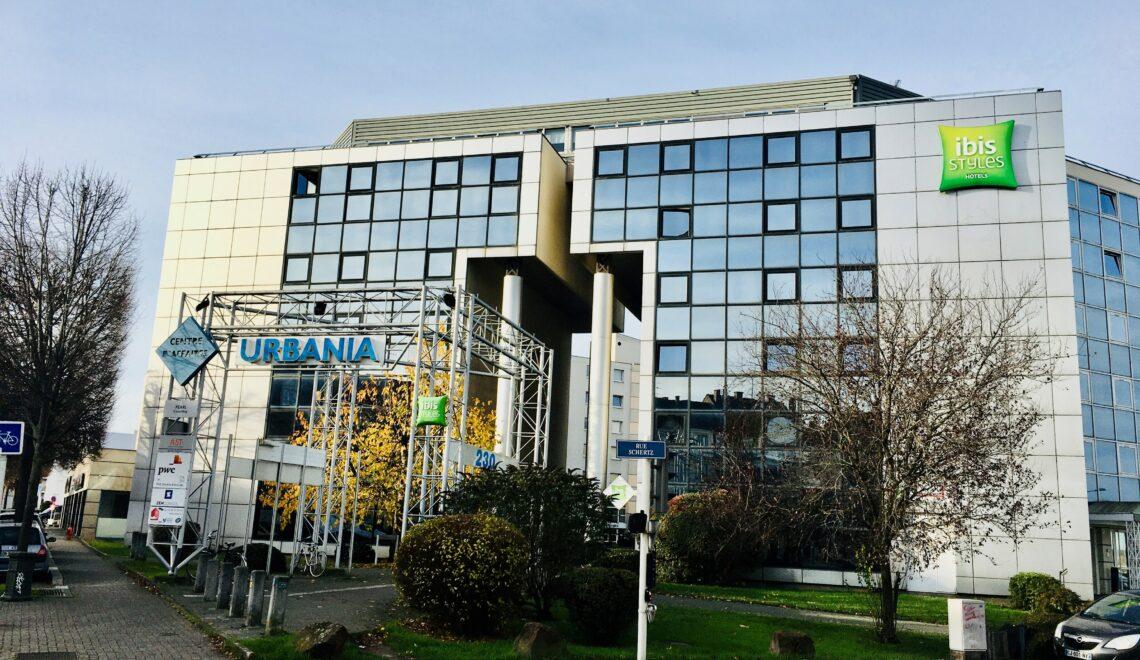 Advenis RES Strasbourg installe l'établissement GALA de l'ARSEA à Strasbourg via Geolocaux.com